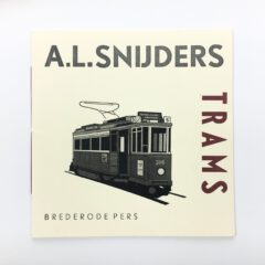 A.L. Snijders - Trams - Demian