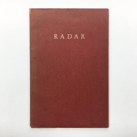 Achterberg - Radar - Demian