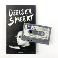 Jules Deelder - Deelder spreekt - Remco Campert - Audio