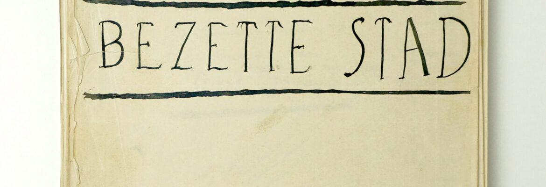 Handschrift Bezette Stad - Demian Antwerpen