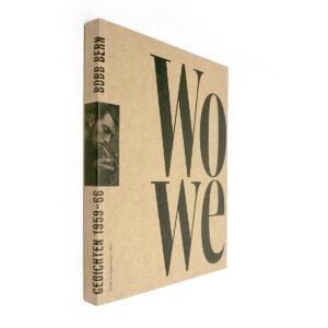 Bobb Bern. Woordweven. Gedichten 1959-66.
