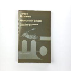 Jeroen Brouwers - Groetjes uit Brussel - Demian