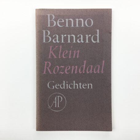 Benno Barnard - Klein Rozendaal - Demian
