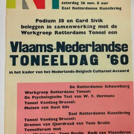 Vlaams-Nederlandse Toneeldag '60, Demian