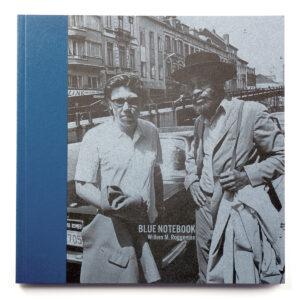 Willem M. Roggeman. Blue Notebook. Jazzgedichten. Voorwoord Simon Vinkenoog.