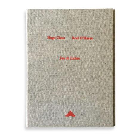 Hugo Claus. Jan de Lichte. Gedichtencyclus met een originele lithografie van Roel D'Haese.