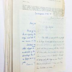 Jan Walravens / Gust Gils. Correspondentie 1952-1959.
