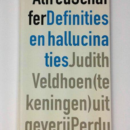 Alfred Schaffer - Definities - Demian