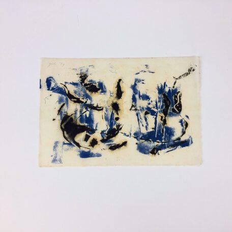 Gust Gils - schilderwerk - Demian